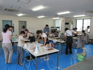 作って体験!夏休みエコ学習(川崎市新エネルギー振興協会)